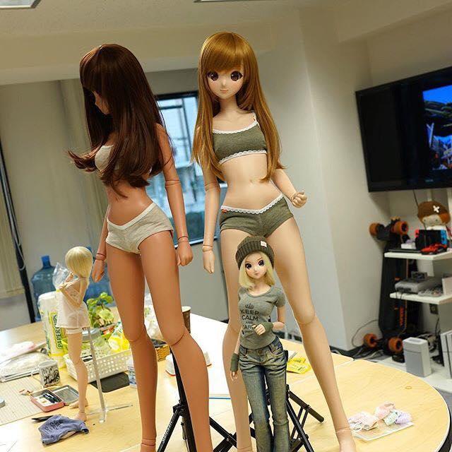 [Smart doll] Smart doll Plus (Mirai Mannequin Machine) - Smartdoll de 120 cm - Page 5 27655210