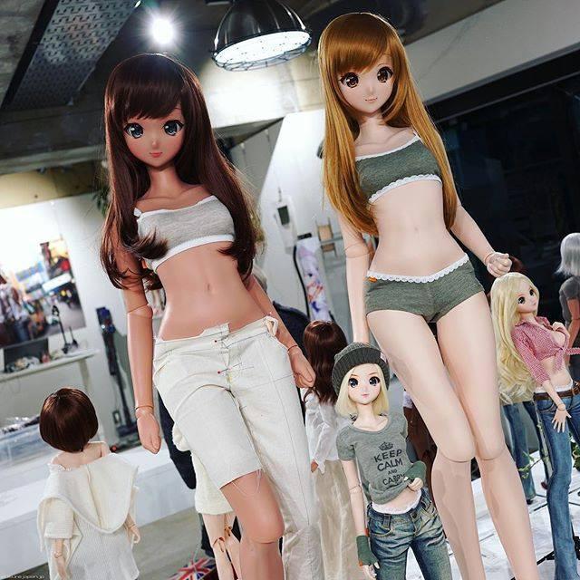 [Smart doll] Smart doll Plus (Mirai Mannequin Machine) - Smartdoll de 120 cm - Page 6 28056810