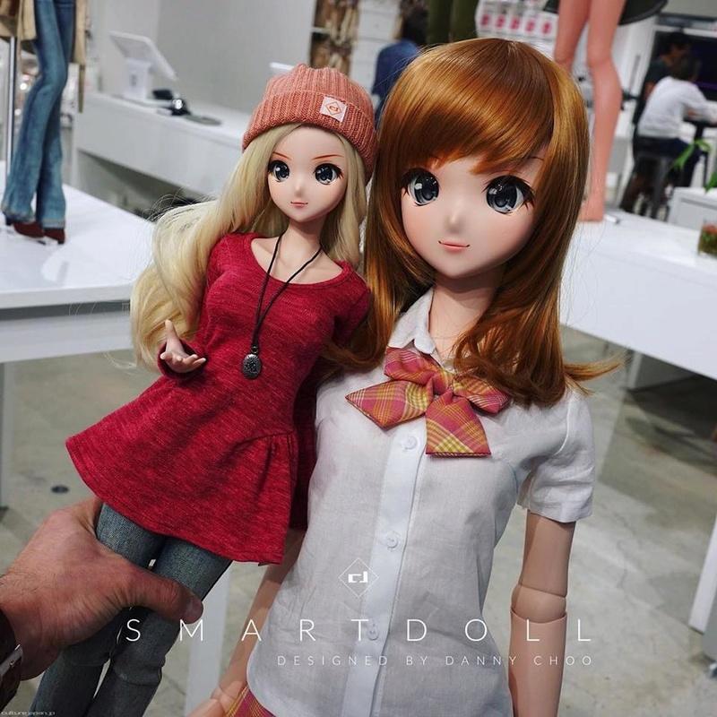 [Smart doll] Smart doll Plus (Mirai Mannequin Machine) - Smartdoll de 120 cm - Page 7 30712510