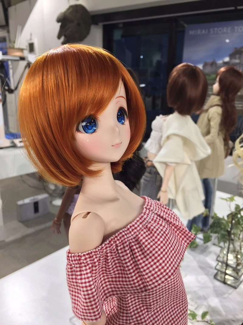 [Smart Doll] Haruka Suenaga - Page 2 Dva_te11