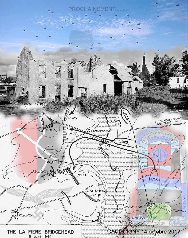 CAUQUIGNY - Quand des Paras sautent sur la Normandie ... 14octo10