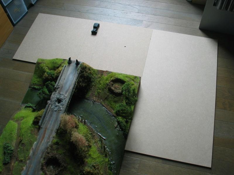 la bataille de la Fière. un projet de table modulable pour Bolt Action- Une échelle: du 28mm - Page 26 21oct015
