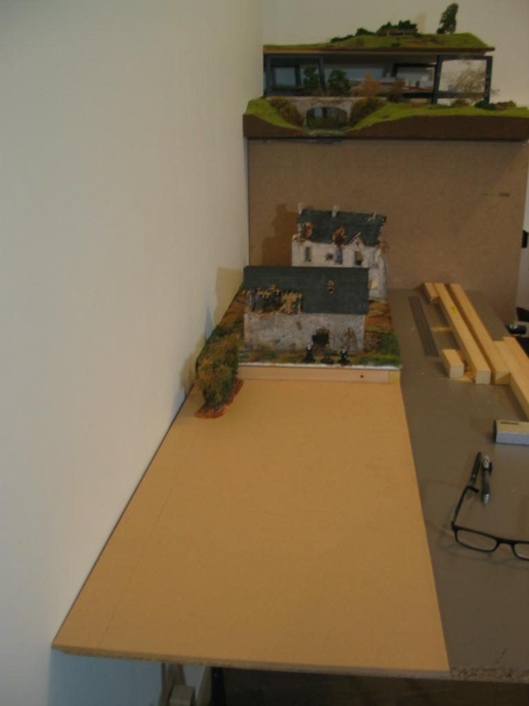 la bataille de la Fière. un projet de table modulable pour Bolt Action- Une échelle: du 28mm - Page 26 28mars11