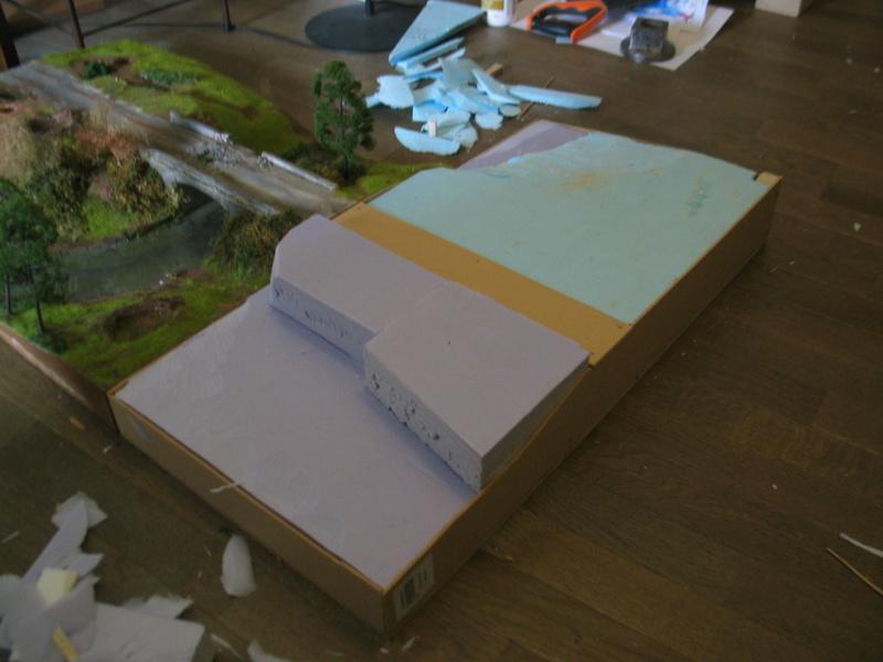 la bataille de la Fière. un projet de table modulable pour Bolt Action- Une échelle: du 28mm - Page 26 28nov011