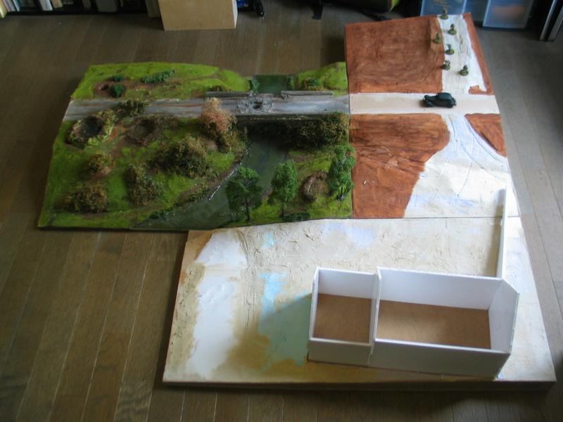 la bataille de la Fière. un projet de table modulable pour Bolt Action- Une échelle: du 28mm - Page 26 28nov017