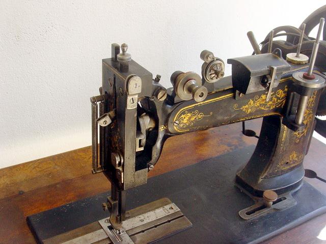 machine a coudre de cordonnier: Atlas Atlas-19