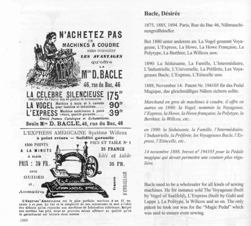 Désiré BACLE  son système d'entraînement à pédales Bacle_14