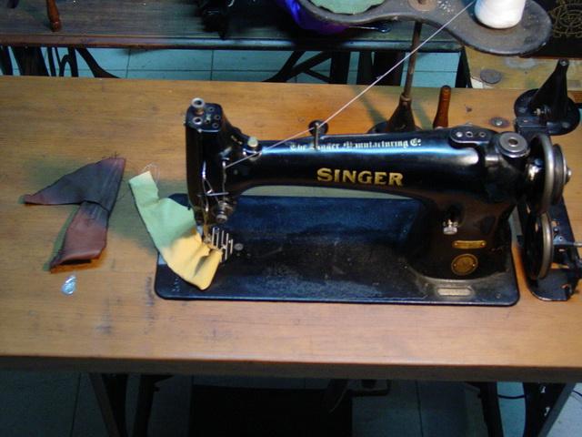 restauration/renovation SINGER 96K51 Singer10