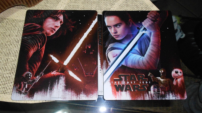 8 - DVD BR et 4K Star Wars The Last Jedi Dscn3711