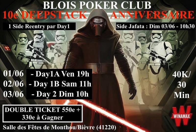 10 ans du Blois Poker Club 1/2/3 Juin 78ae4f10