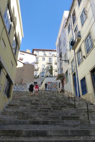 11 – Lisbonne 2 – Jusqu'au terminus du tramway 28 11_06_15