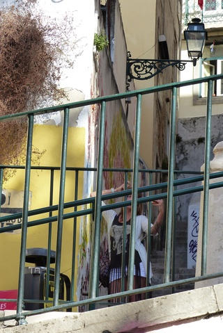 11 – Lisbonne 2 – Jusqu'au terminus du tramway 28 11_06_16
