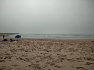 14 – Mercredi 27 septembre 2017 - Costa da Caparica – Plage, brouillard, surf Img_2032