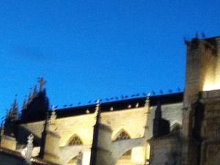 16 - Vendredi 29 septembre – Route du retour – Etape à Palencia en Espagne Img_2048