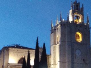 16 - Vendredi 29 septembre – Route du retour – Etape à Palencia en Espagne Img_2052