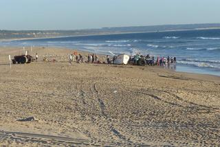 13 – Journée tranquille à Costa da Caparica – Pêche au tracteur 1 - Mardi 26 septembre 2017 P1170725