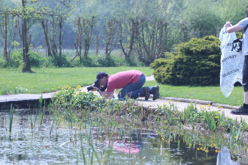 Atelier Macro au Lac de Bambois le samedi 21 avril: photos d'ambiance Img_8710