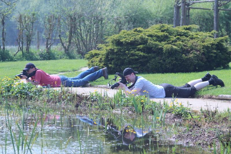 Atelier Macro au Lac de Bambois le samedi 21 avril: photos d'ambiance Img_8712