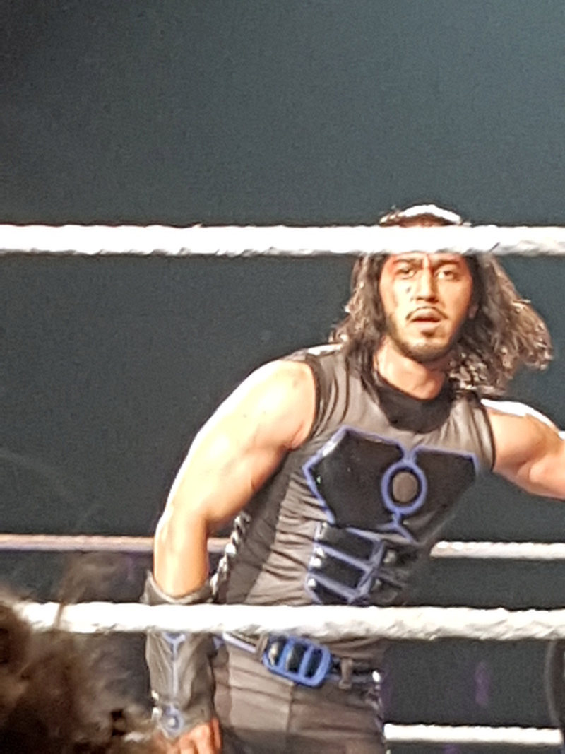 PHOTOS WWE LIVE EVENT PARIS 2018 Ali_ap10