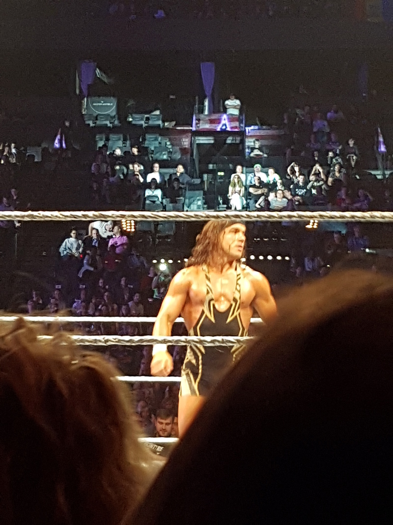 PHOTOS WWE LIVE EVENT PARIS 2018 Gable_11