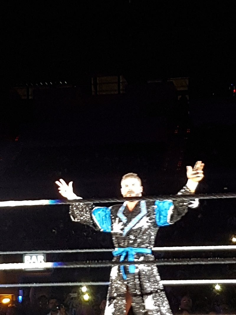LIVE EVENT SMACKDOWN DE BARCELONE Roode_10