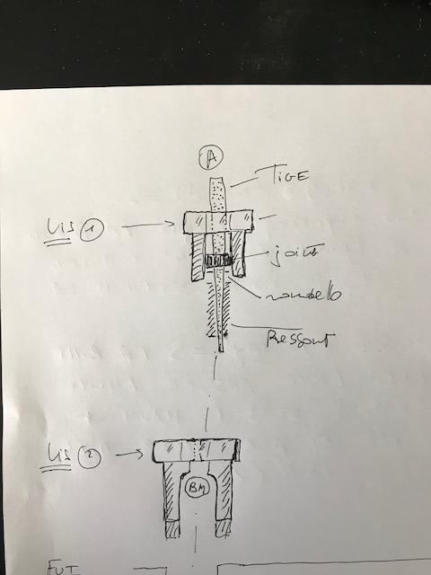 Clapet (bypass) cric hydraulique Hydromat Img_8013