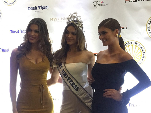 ♔ The Official Thread of MISS UNIVERSE® 2015 Pia Alonzo Wurtzbach of Philippines ♔  - Page 37 1-11