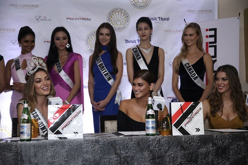 Miss Universe 2018 will be held in Bangkok, Thailand on December 16 24312812