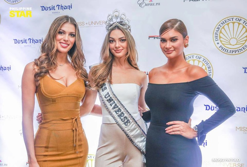 ♔ The Official Thread of MISS UNIVERSE® 2015 Pia Alonzo Wurtzbach of Philippines ♔  - Page 37 24774611