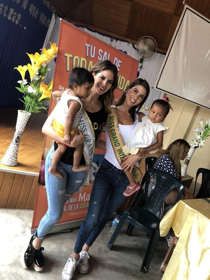Official Thread of MISS GRAND INTERNATIONAL 2017- María José Lora - PERÚ - Page 3 28166810
