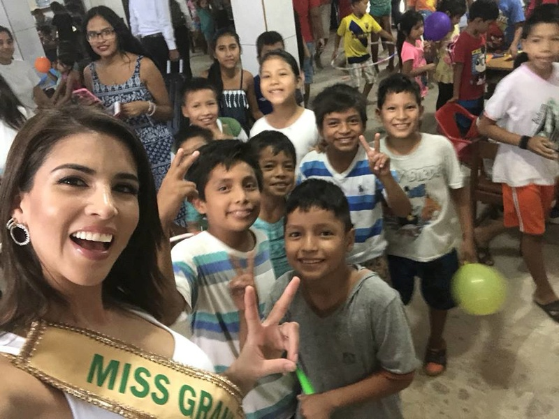 Official Thread of MISS GRAND INTERNATIONAL 2017- María José Lora - PERÚ - Page 3 28377710