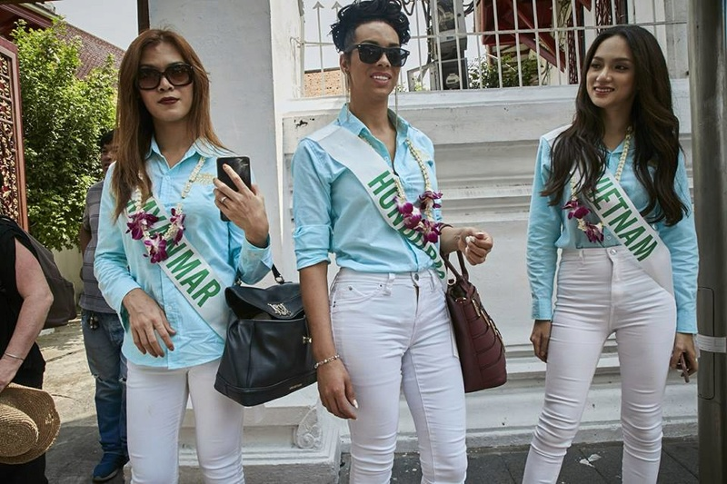 Miss International Queen 2018 Is Nguyen Huong Giang from Vietnam  - Page 2 28576310