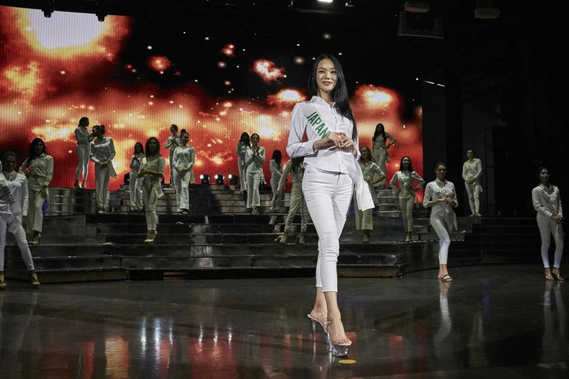 Miss International Queen 2018 Is Nguyen Huong Giang from Vietnam  - Page 2 28577813