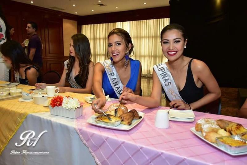 Road to Reina Hispanoamericana 2017 is WynWyn Marquez of the Philippines Fb_i1061