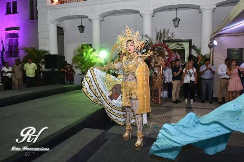 Road to Reina Hispanoamericana 2017 is WynWyn Marquez of the Philippines Fb_i1064