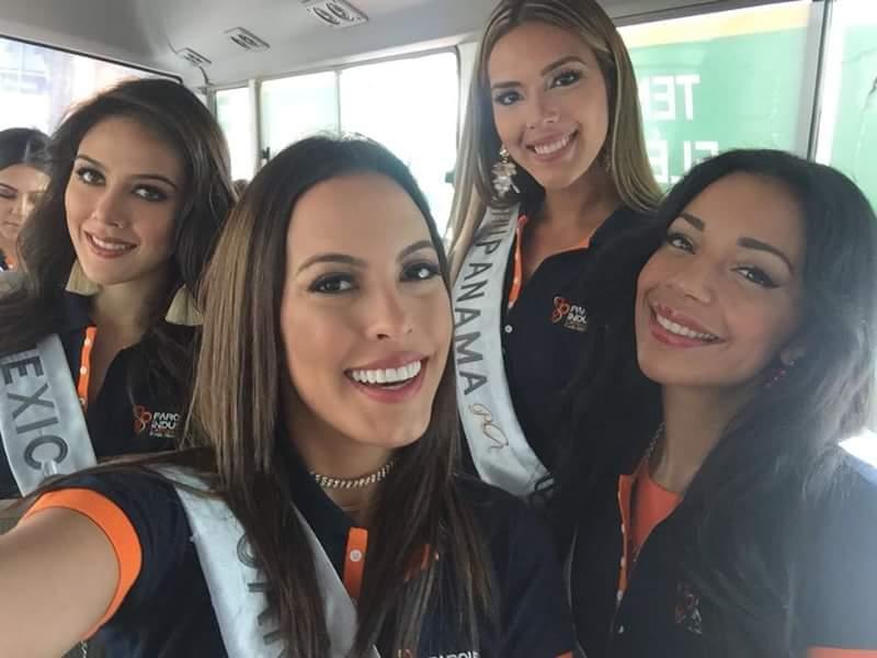 Road to Reina Hispanoamericana 2017 is WynWyn Marquez of the Philippines Fb_i1067