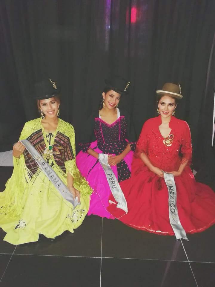 Road to Reina Hispanoamericana 2017 is WynWyn Marquez of the Philippines Fb_i1069