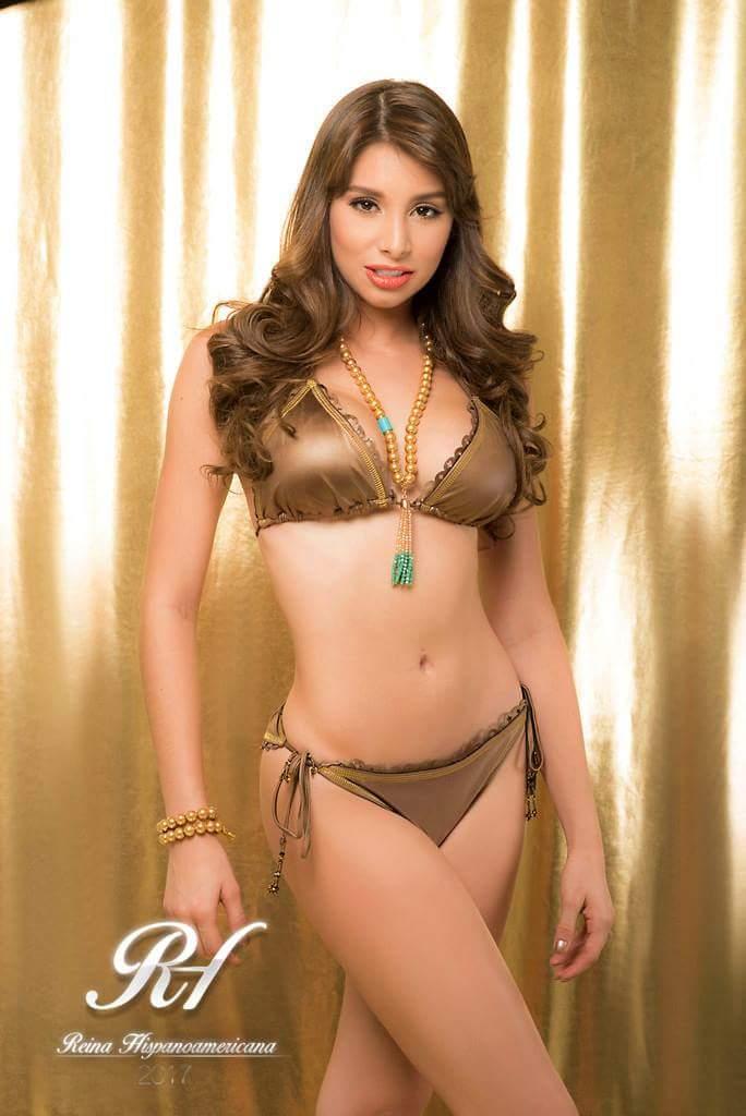 Road to Reina Hispanoamericana 2017 is WynWyn Marquez of the Philippines Fb_i1333