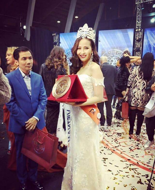 Miss GLOBE 2017 is VIETNAM Fb_i1643