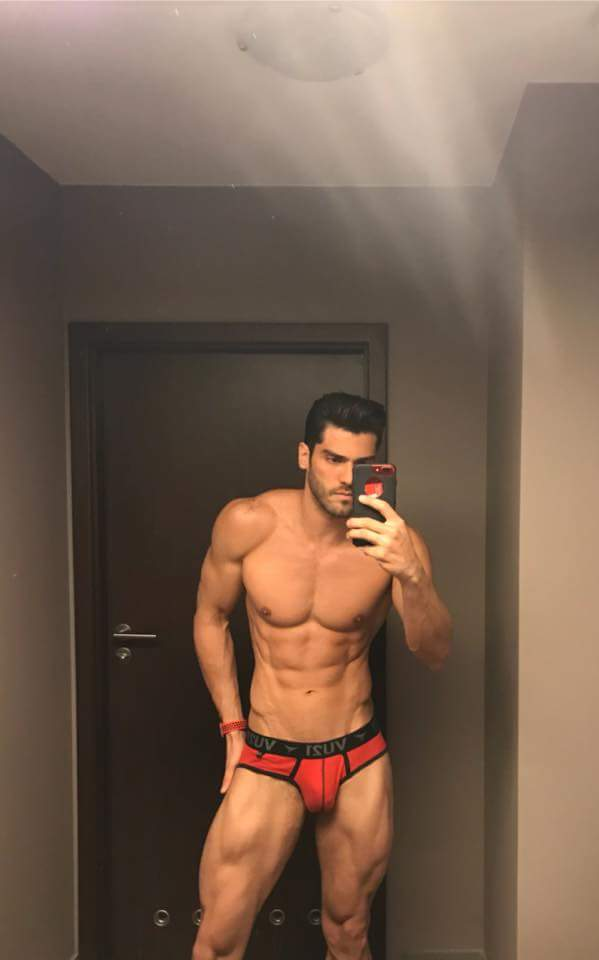 The official thread of Mister Supranational 2017 - Gabriel Correa of Venezuela Fb_i2912