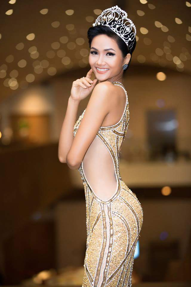 H'Hen Niê (VIETNAM 2018) Fb_i3412