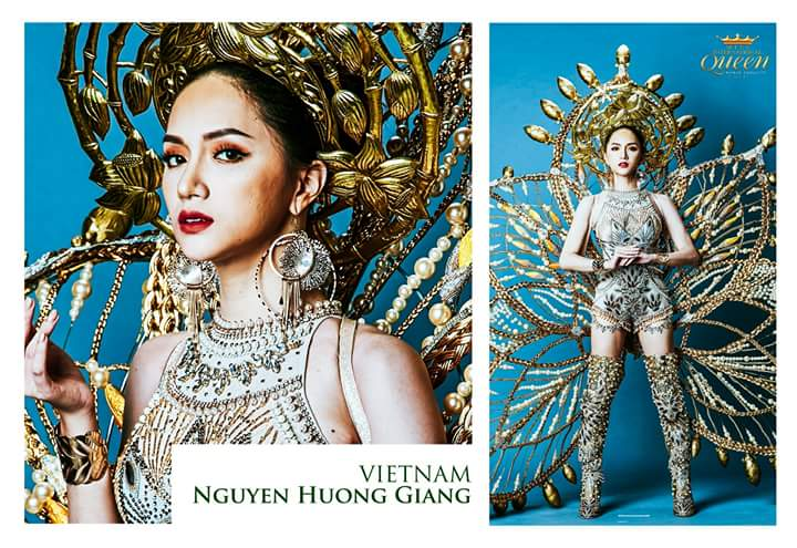 Miss International Queen 2018 Is Nguyen Huong Giang from Vietnam  Fb_i3638