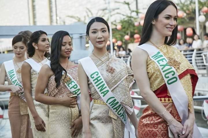 Miss International Queen 2018 Is Nguyen Huong Giang from Vietnam  Fb_i3655