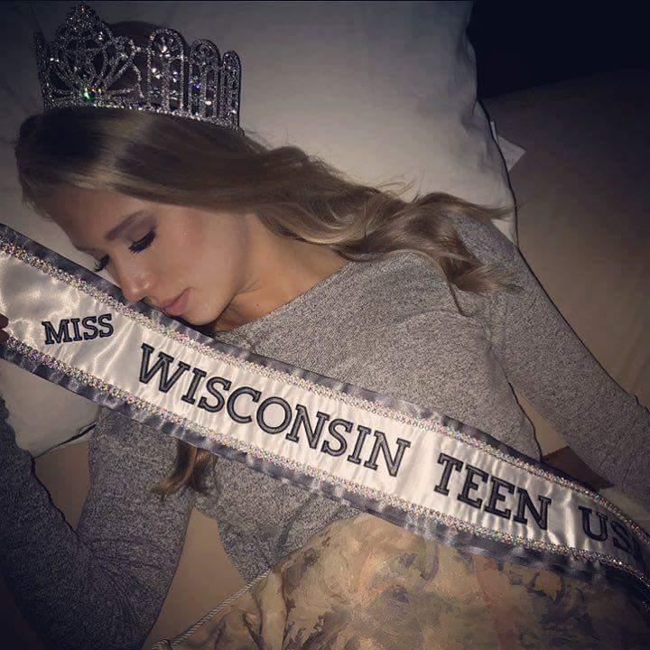 MISS TEEN USA 2018 is Kansas Fb_i3732