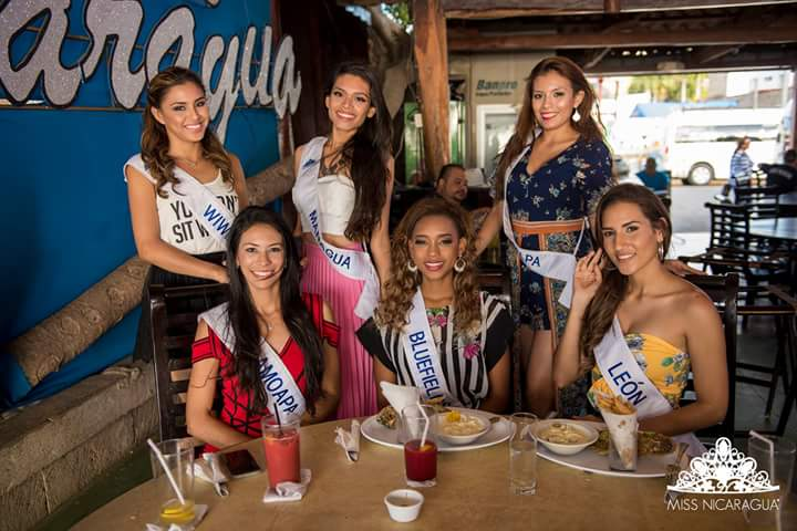 Road to Miss Nicaragua 2018 - Results from page 3 - Page 2 Fb_i3767