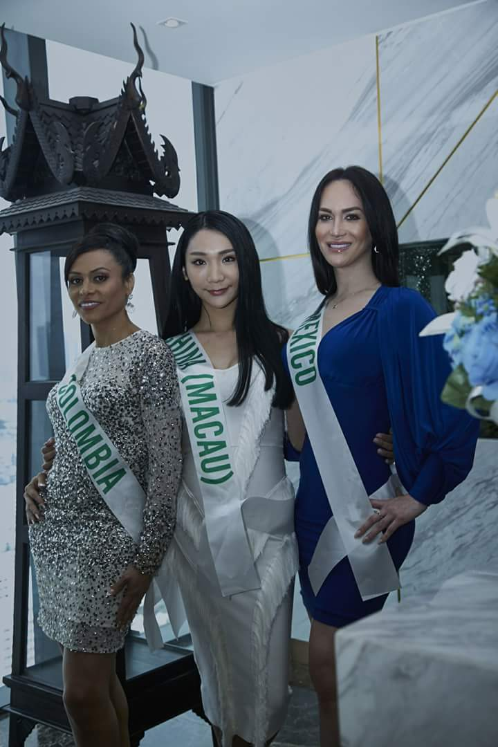 Miss International Queen 2018 Is Nguyen Huong Giang from Vietnam  - Page 2 Fb_i3789