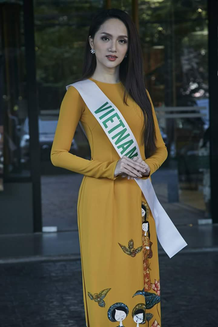 Miss International Queen 2018 Is Nguyen Huong Giang from Vietnam  - Page 2 Fb_i3790