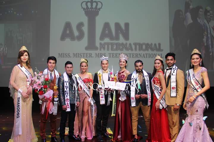 Mister and Miss Asian International 2018 winners Fb_i3818