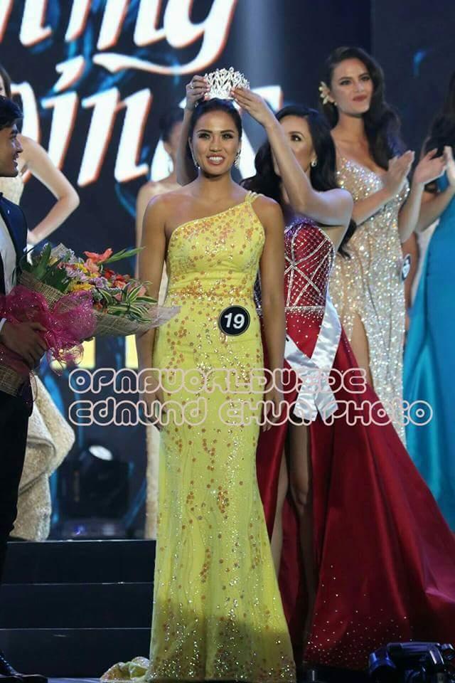 Michele Gumabao - Bb Pilipinas Globe 2018 Fb_i3957