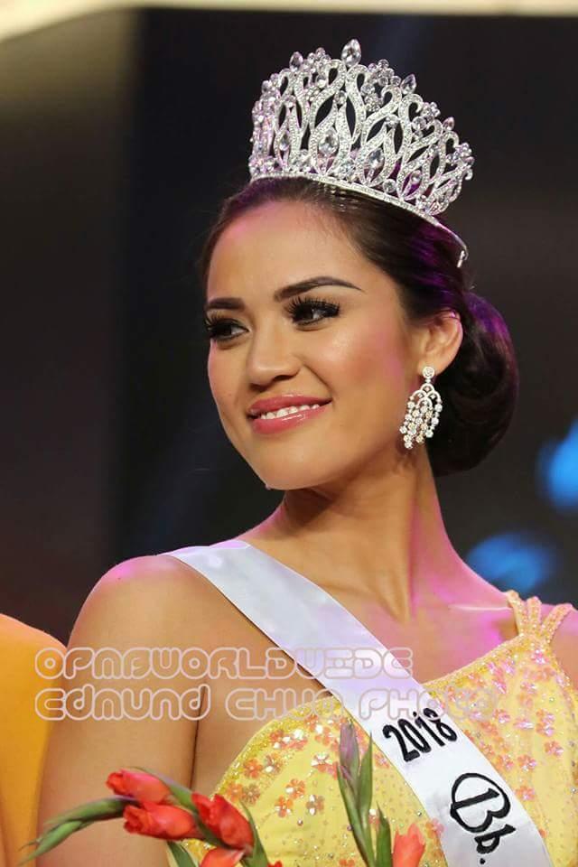 Michele Gumabao - Bb Pilipinas Globe 2018 Fb_i3958
